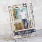Kartki okolicznościowe 18,osiemnastka,dla chłopaka,urodziny