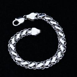 bransoletka,srebro,biżuteria,srebro 924,bransoleta - Bransoletki - Biżuteria