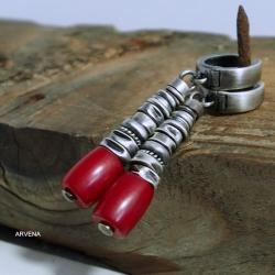 kobiece,nowoczesne,wyraziste - Kolczyki - Biżuteria