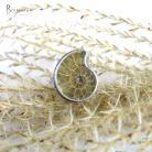 Pierścionki amonit,brąz,pierścień