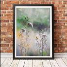 Obrazy łąka,zieleń,trawy