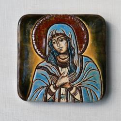 Beata Kmieć,ikona,ceramika - Ceramika i szkło - Wyposażenie wnętrz
