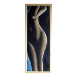 kobieta,prezent,wnętrze,na ścianę,sypialnia,akt - Obrazy - Wyposażenie wnętrz