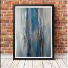 Obrazy abstrakcja,akryl,obraz