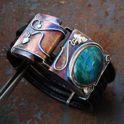 metaloplastyka,techniki jubilerskie - Bransoletki - Biżuteria