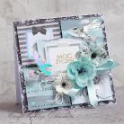 Kartki okolicznościowe kwiaty,życzenia,imieniny,urodziny,ptaszki