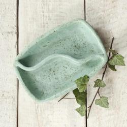 ceramika,miska,półmisek,z przegrodą - Ceramika i szkło - Wyposażenie wnętrz