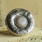 Pierścionki srebro,pierścionek,agat,repusowanie,oksyda