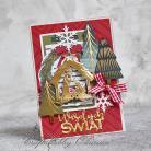 Kartki okolicznościowe święta,boże narodzenie,życzenia,szopka