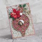 Kartki okolicznościowe Mikołaj,święta,Boże Narodzenie,kartka