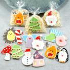 Ceramika i szkło Mikołaj,ozdoba świąteczna,na lodówkę