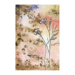 łąka,obraz,prezent,pejzaż,obrazek,wnętrze - Ilustracje, rysunki, fotografia - Wyposażenie wnętrz
