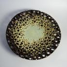 Ceramika i szkło patera ceramiczna,talerz,ceramika,prezent