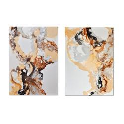 obraz abstrakcja,obraz pouring - Obrazy - Wyposażenie wnętrz