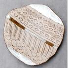 Ceramika i szkło patera,misa,folk,serwetka,rustykalne