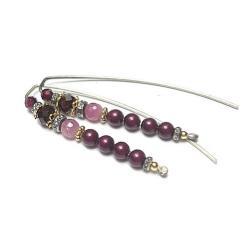 minimalistyczne,perłowe - Kolczyki - Biżuteria