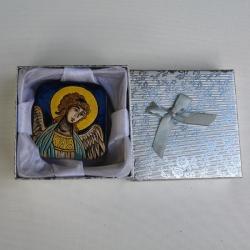 Beata Kmieć,ikona,anioł,ceramika - Ceramika i szkło - Wyposażenie wnętrz