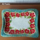Ceramika i szkło misa ceramika tradycja maki ręcznie robiona