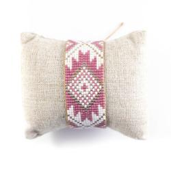 bransoleta etniczna,bransoleta indiańska - Bransoletki - Biżuteria