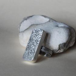 oryginalny,autorski,nitza,prezent,gift - Pierścionki - Biżuteria