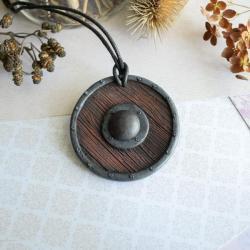 wisior tarcza,nordycki wisior,wisior - Wisiory - Biżuteria