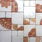 Ceramika i szkło kafle,dekory,płytki ręcznie robione