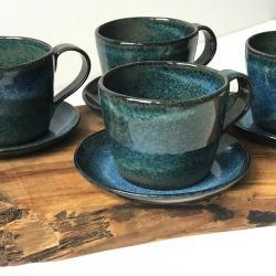 ceramika hand made,filiżanka,kubek, - Ceramika i szkło - Wyposażenie wnętrz