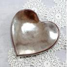 Ceramika i szkło biżuteria,przechowywanie biżuterii,serce