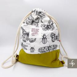naturalny,motyle,praktyczny - Podróżne - Torebki