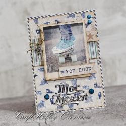 chłopak,deskorolka,urodziny,imieniny,życzenia - Kartki okolicznościowe - Akcesoria