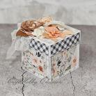 Inne exploding box,ślub,życzenia,torcik