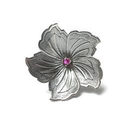 kwiat,romantyczny - Pierścionki - Biżuteria