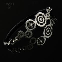 bransoletka,srebro,trybiki - Bransoletki - Biżuteria