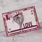 Kartki okolicznościowe love,serce,skrzydła,miłość,walentynki