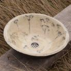 Ceramika i szkło ceramika,umywalka,unikat,natura