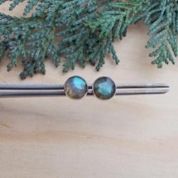srebro,lekkie,sztyfty,okrągłe,JewelsbyKT - Kolczyki - Biżuteria