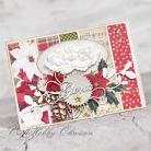 Kartki okolicznościowe Święta,Boże Narodzenie,vintage,aniołki