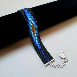 bransoletka tkana,na prezent, - Bransoletki - Biżuteria