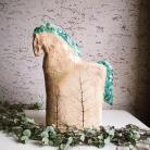 Ceramika i szkło kon,koń,konik,ceramika,koń ceramiczny