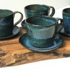Ceramika i szkło ceramika hand made,filiżanka,kubek,