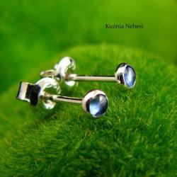 nehesi,pierścionek,srebrny,pierscionek,tanzanitem - Pierścionki - Biżuteria
