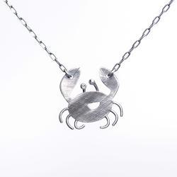 naszyjnik krab - Naszyjniki - Biżuteria