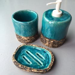 ceramika,kubek,mydelniczka - Ceramika i szkło - Wyposażenie wnętrz