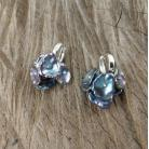 Kolczyki delikatne,perłowe