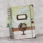 Notesy notes,dziennik,notatnik,podróż