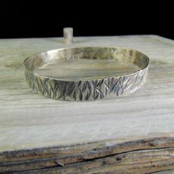 Bransoletka srebrna - Pierścionki - Biżuteria