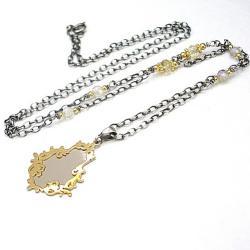 elegancki,stylowy - Naszyjniki - Biżuteria