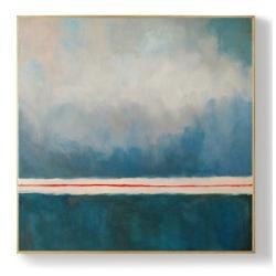 abstrakcja,akryl,obraz - Obrazy - Wyposażenie wnętrz