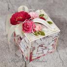 Inne exploding box,ślub,życzenia,para młoda