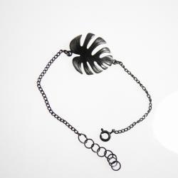 srebro,bransoletka na łańcuszku,venus galeria, - Bransoletki - Biżuteria